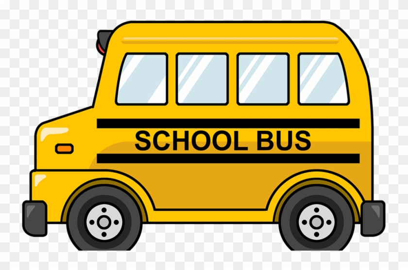 Nae Drop Off And Pick Up Changes - Yellow School Bus Cartoon #1084555