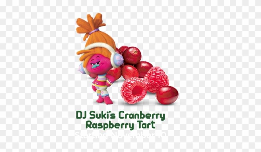 GENEVA: Raspberry tart girls costume