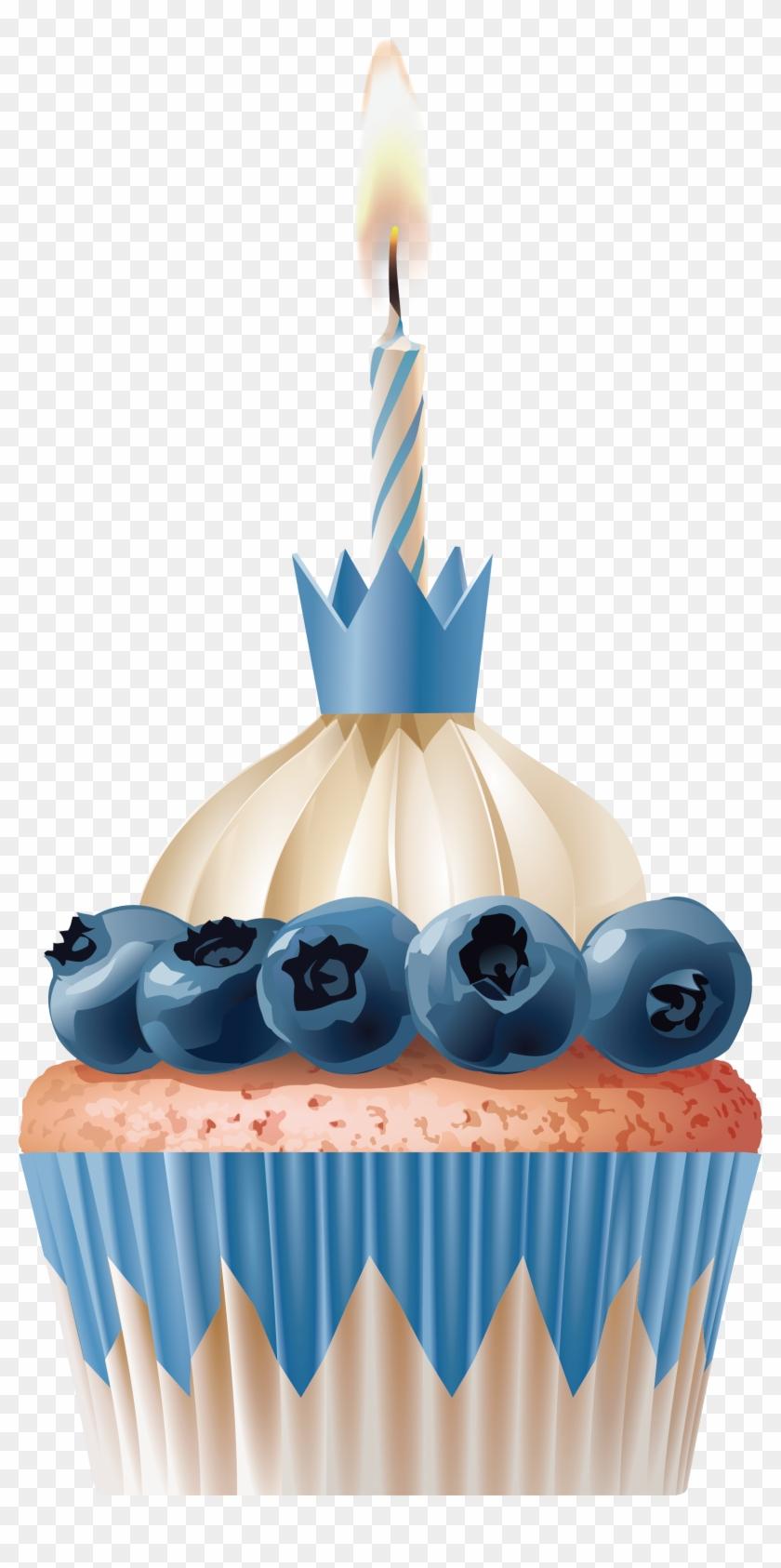 Cupcake Birthday Cake Bakery Muffin Madeleine