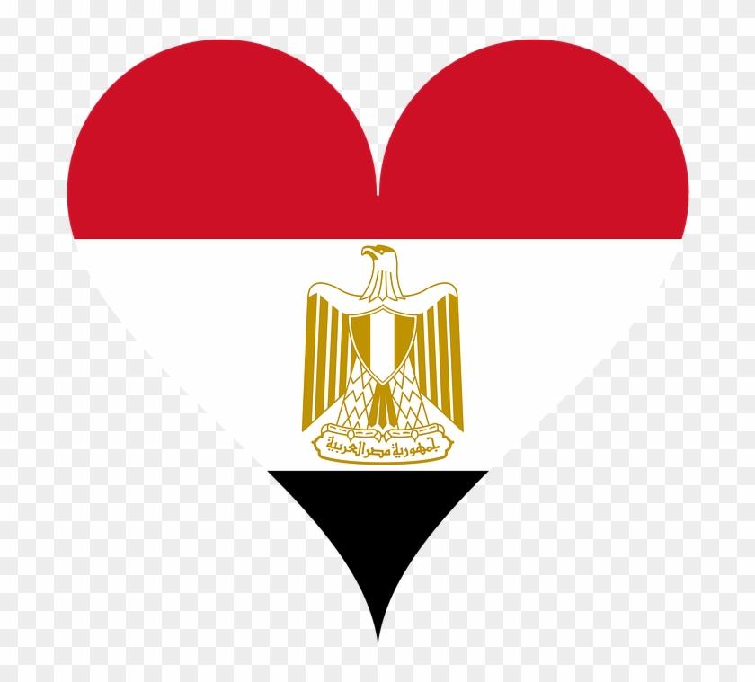 Egyptian Clipart Noble - Cafepress Flag Of Egypt Iphone 7 Plus Tough Case #1084967