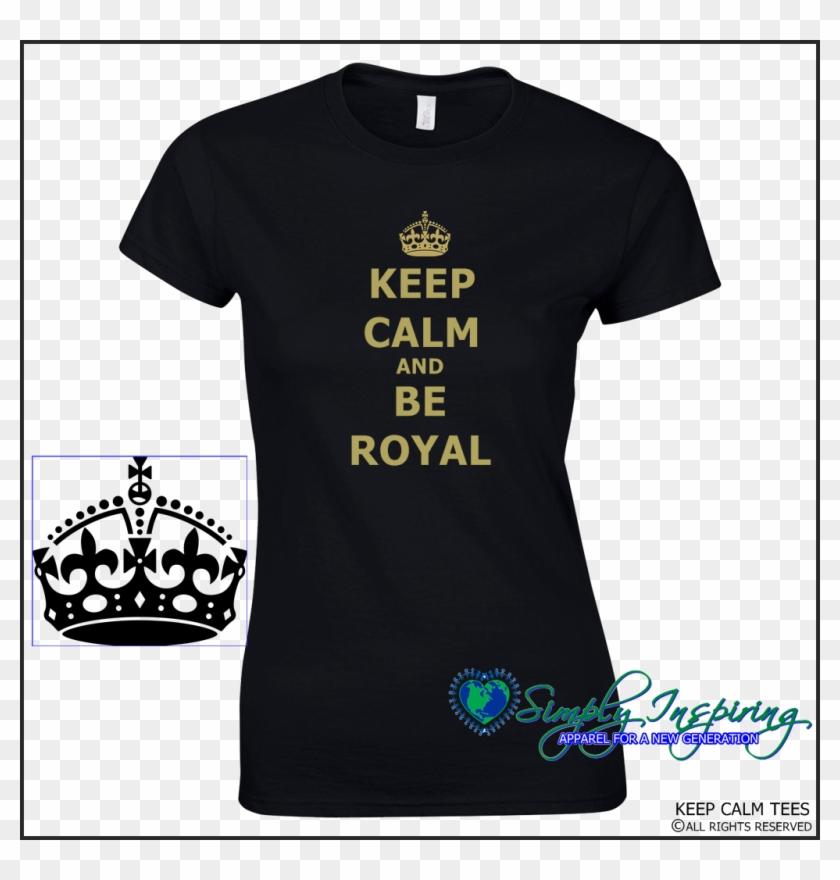 Keep Calm Crown Black Download - Keep Calm #1086150