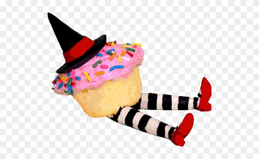 Ice Cream Door Stopper Feelgift - Happy Birthday Witch Gif #1086433