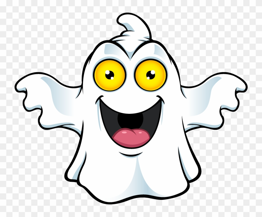 evil cartoon ghost - 748×616