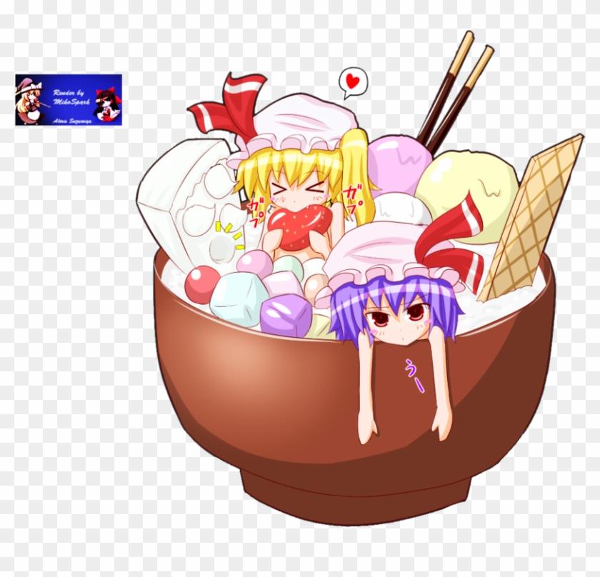 kawaii chibi wolf ice adorable anime www