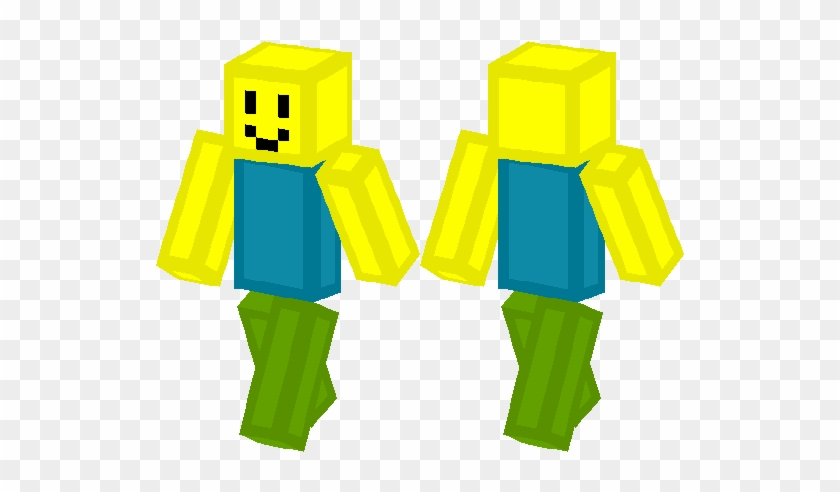 Roblox Skin Download Minecraft Roblox Noob Skin Free Transparent Png Clipart Images Download