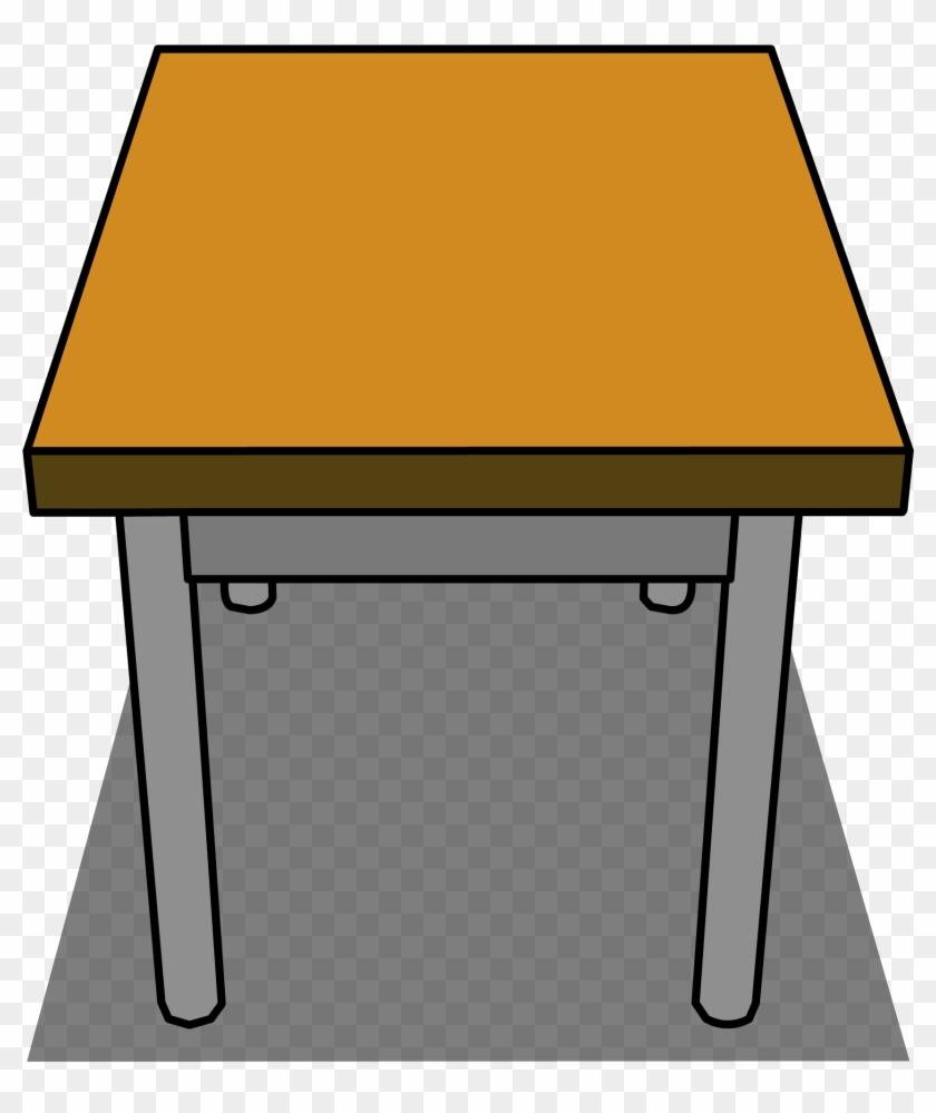 Classroom Desk Sprite 003 - Desk Sprite #1088538