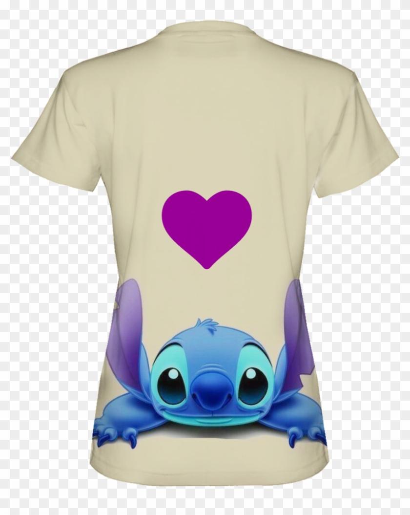 Anime Lilo Stitch 3d T Shirt