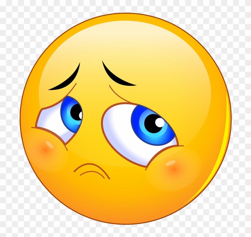 Smiley Emoticon Clip Art - Sad Emoji - Free Transparent ...