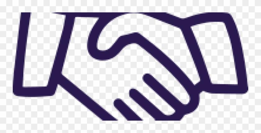 March Transactions - Handshake Symbol Png #1089154