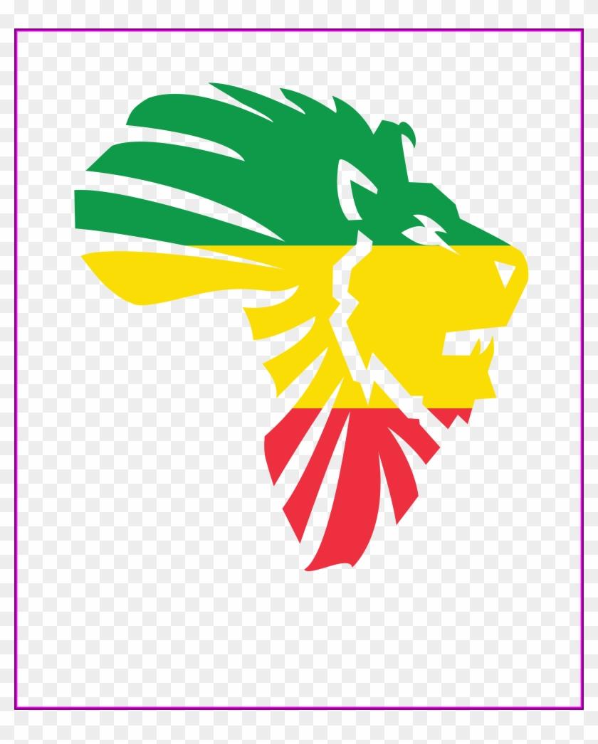 Lion Tattoo Jamaican Lion Tattoo Astonishing Lion Of Reggae Africa