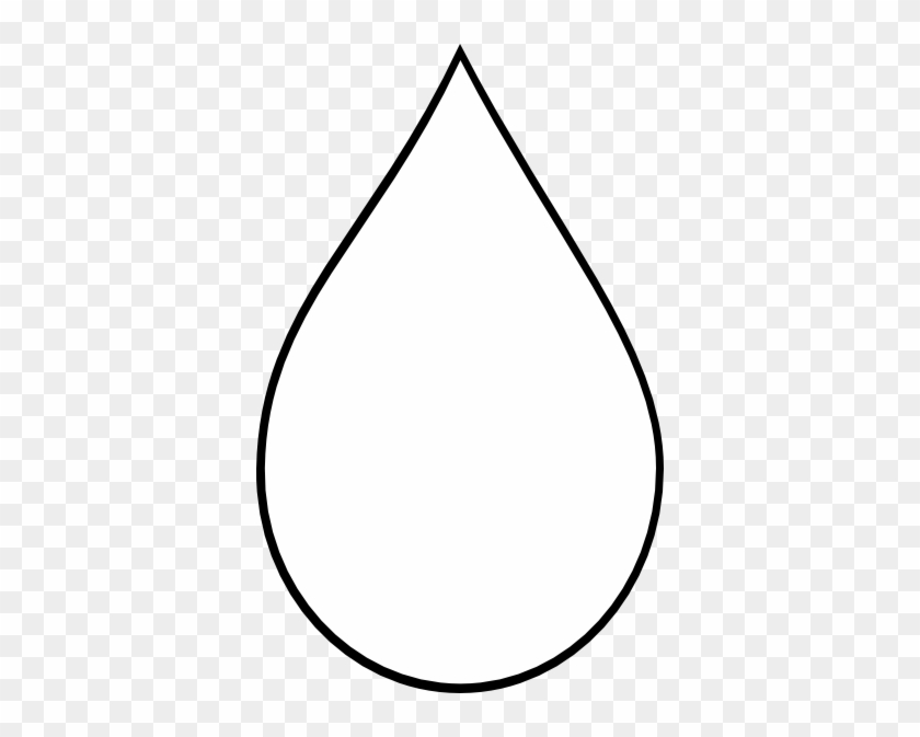 Black Teardrop Clip Art - Water Drop Vector White - Free ...