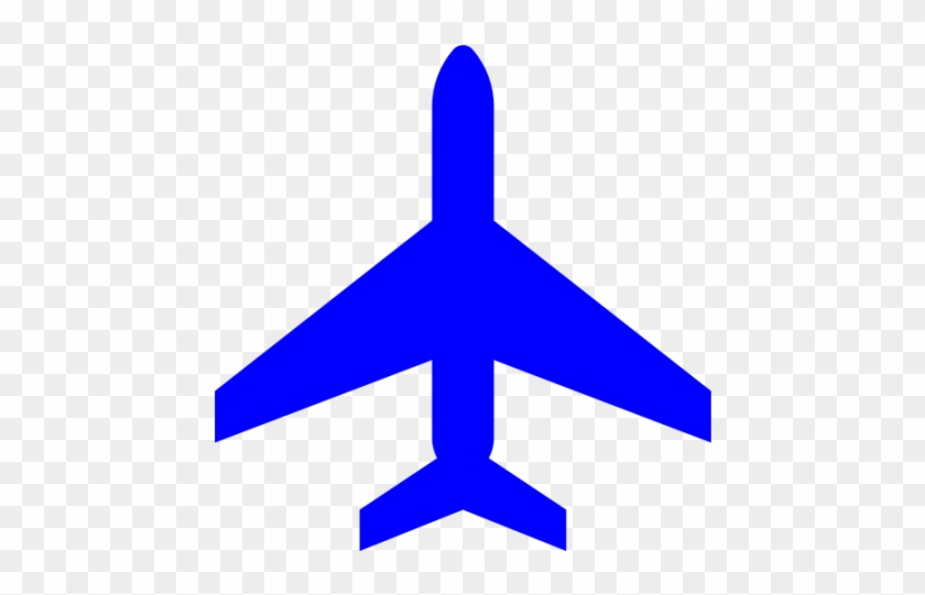 Kaug Airport Information - Dark Blue Airplane Icon #1089946