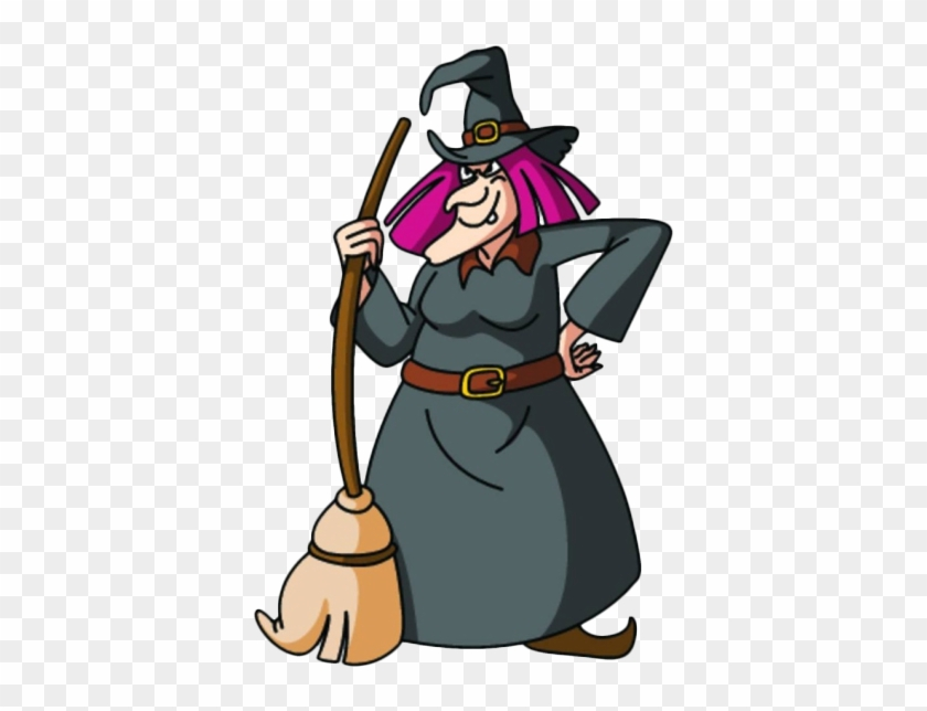 evil cartoon witches - 840×644