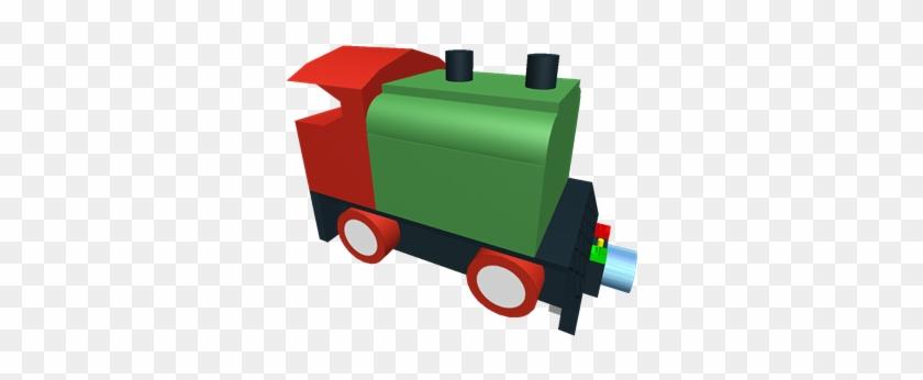 Nxtwooden Trains- Brio Steam Engine - Toy Vehicle #1091043