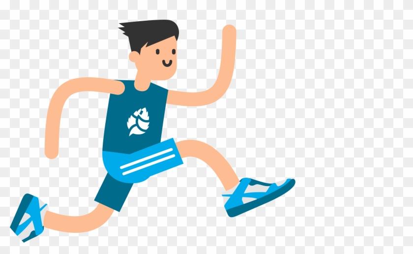 asian-running-fast-cartoon