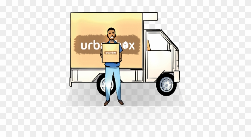 Our Friendly Urbanbox Refrigerated Delivery Service - Commercial Vehicle #1092865