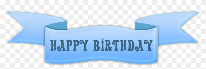 Transparent Happy Birthday Banner Clipart Happy Birthday Banner