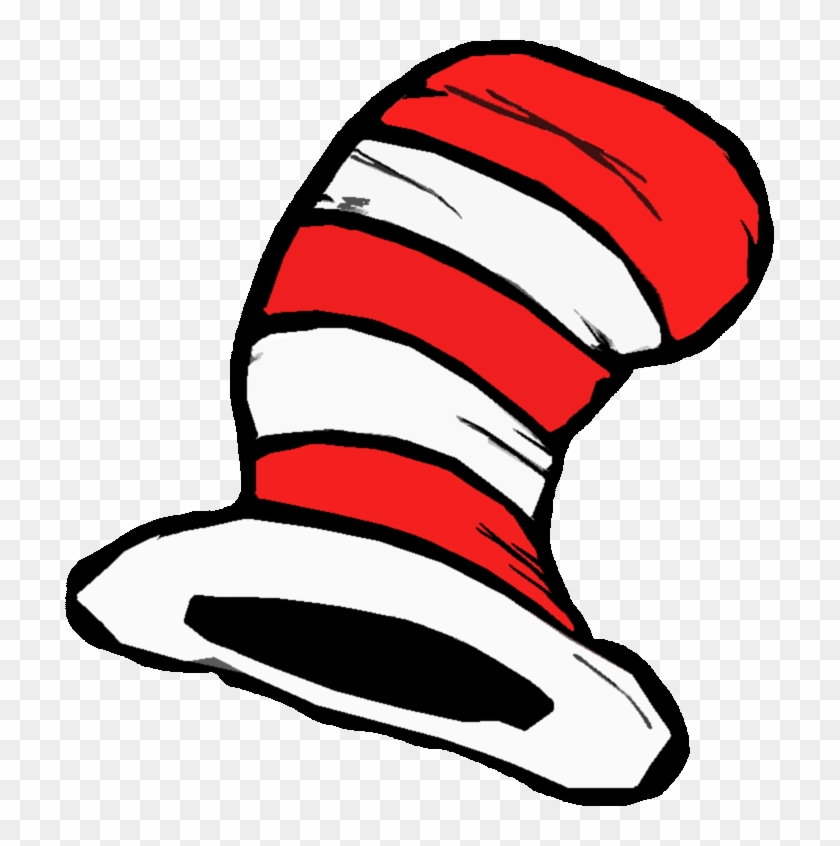 Dr. Seuss cat in the hat bow tie and hat craft | kidssoup.