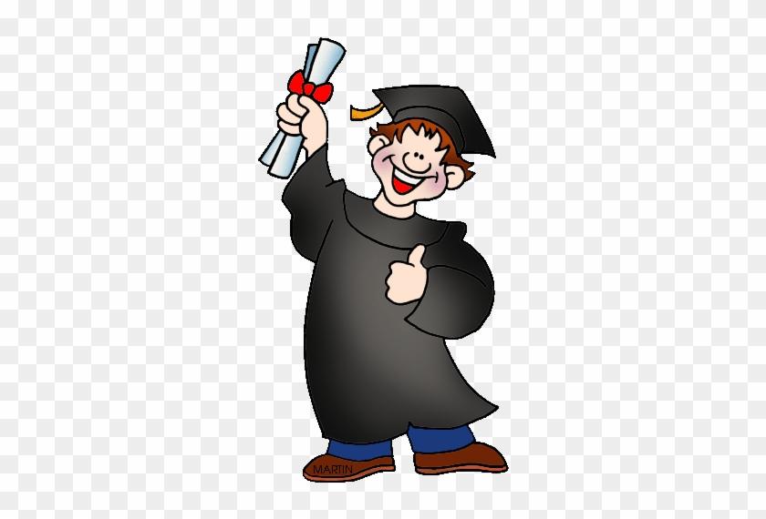 High School Graduation Clip Art - Clip Art High School Graduation #1093617