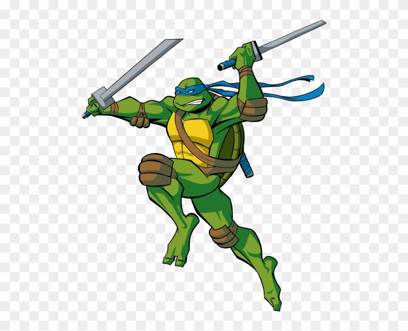 Leonardo Ninja Turtle Teenage Mutant Ninja Turtles 2003 Leonardo