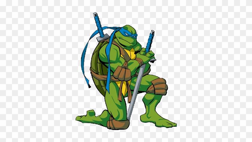 Leonardo Ninja Turtle Teenage Mutant Turtles 2003 Ninja Turtles