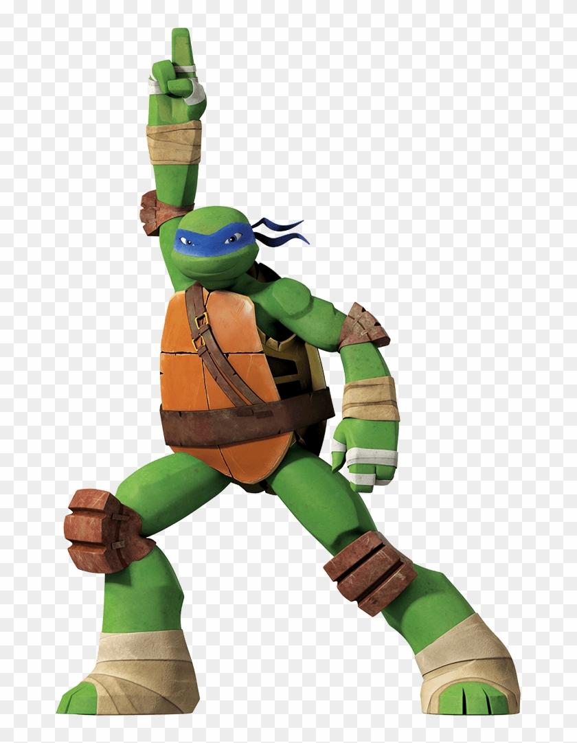 Leonardo Profile Teenage Mutant Ninja Turtles 2012 Leonardo