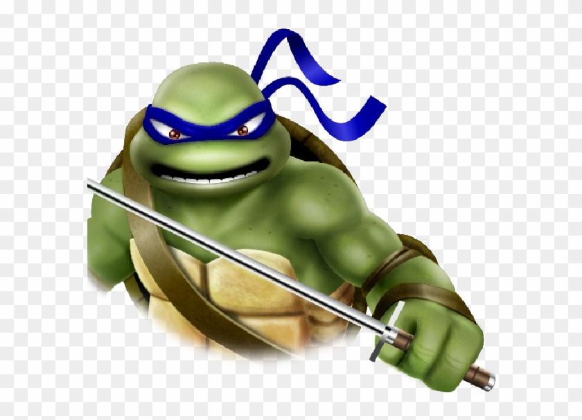 Leonardo Ninja Turtle Face For Kids Teenage Mutant Ninja Turtles