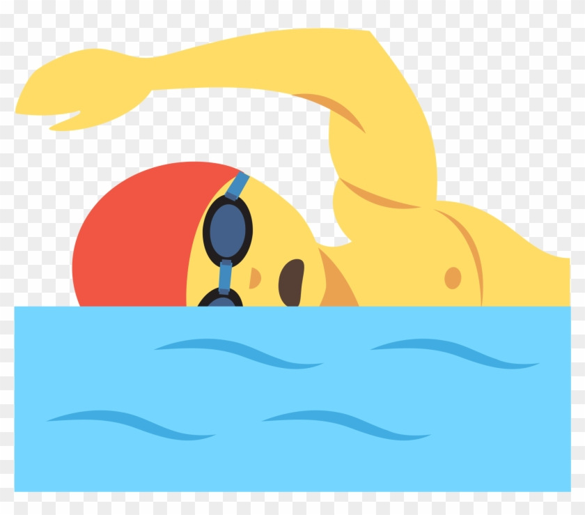Cartoon Swimmers 1 Buy Clip Art Swimming Emoticon Free Transparent Png Clipart Images Download