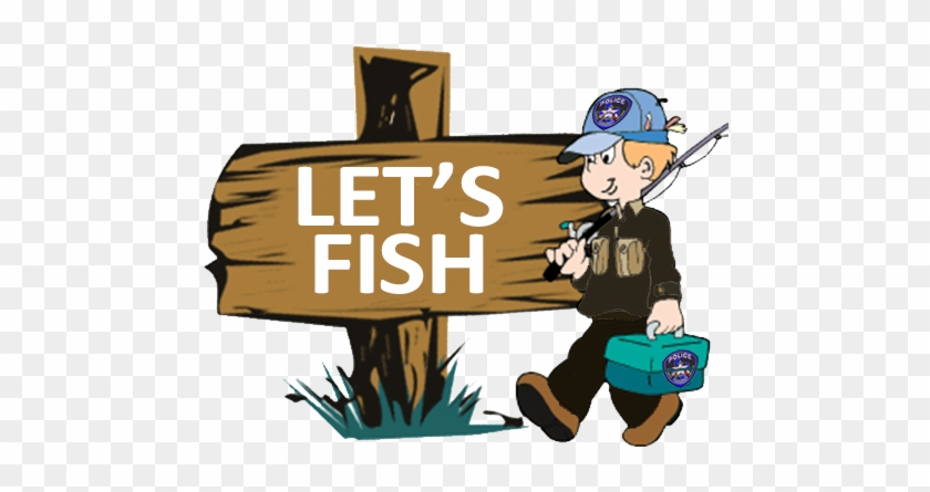 Kids' Fishing Tournament - Fishing For Kids #1095328