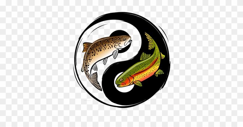 Trout Fishing - Tenkara Fishing #1095735