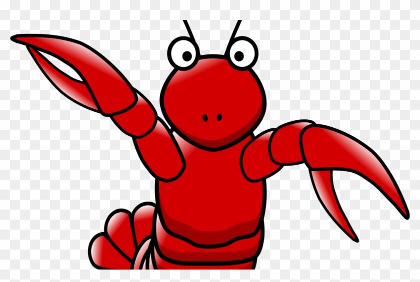 Custom Cartoon Lobster Shower Curtain 1095867