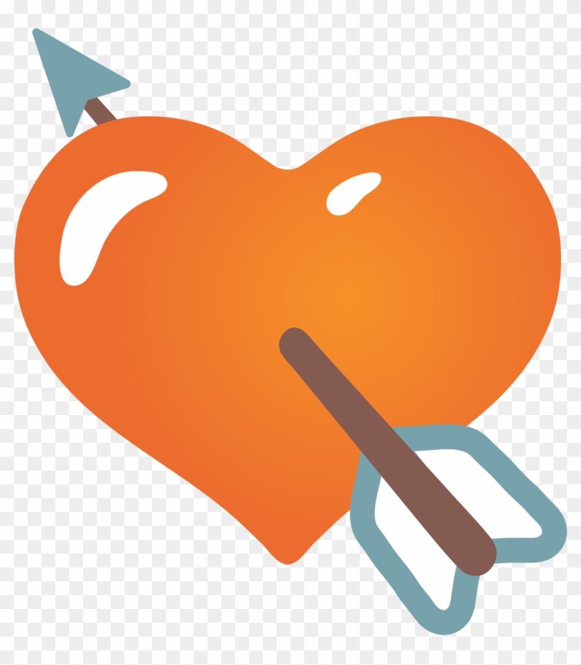 Open - Small Heart Emoji Png #1097489