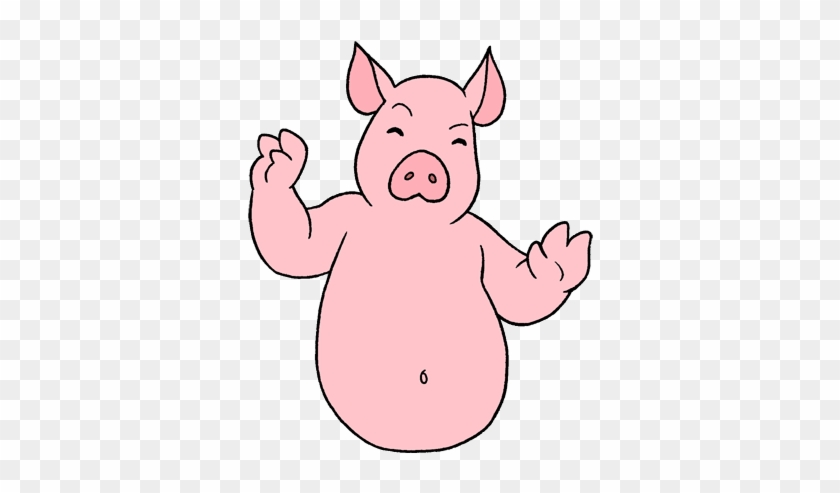 Dancing Pig Gif Animated #1097556