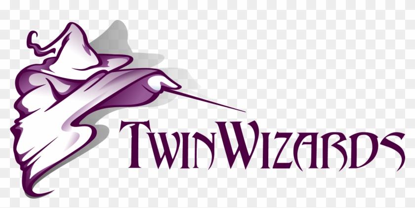 1024 Twin Wizards Logo Large - Wildcard / Dark Night Of The Soul #1097899