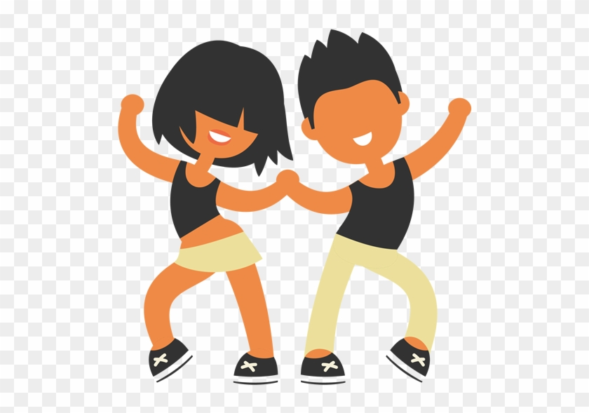 Royalty Free Dance Cartoon Dancing Boy And Girl Cartoon Free Transparent Png Clipart Images Download