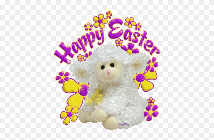 Cute Happy Easter - Animated Happy Easter Gif #1099045