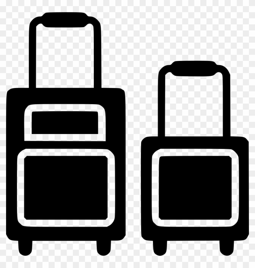 Suitcase Bag Carry On Luggage Comments - Baggage #1099742