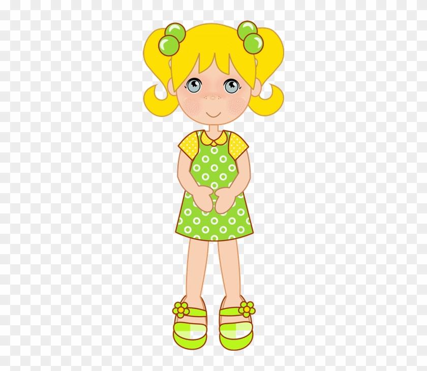 Sementinha Missionária - Bonequinhas - Girl Clipart Girl Stuff Minus Bonecas #1100614