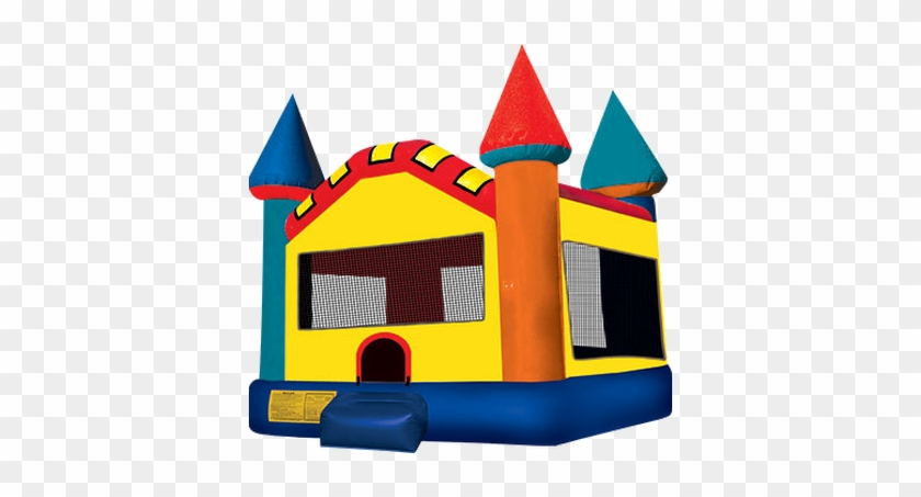 Party Services By Dougherty's - Castle 2 Bounce House #1100737