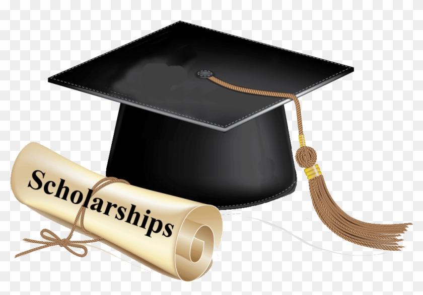 Orange High School Seniors, Apply Today For This Scholarship - Graduation Cap And Diploma #1102762