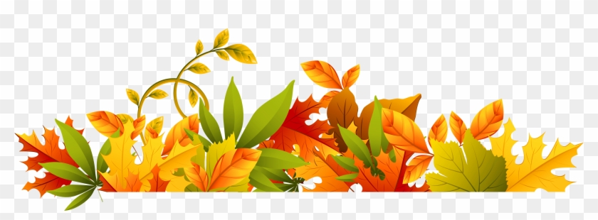 fall autumn clip art free clipart autumn leaves border png free