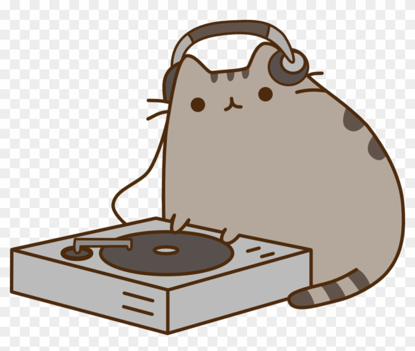 28 collection of pusheen cat clipart pusheen the cat dj free