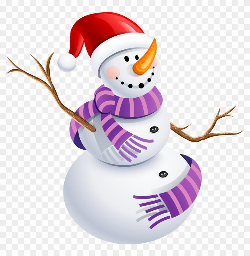 Snowman Download Png - Snow Man Png #186219