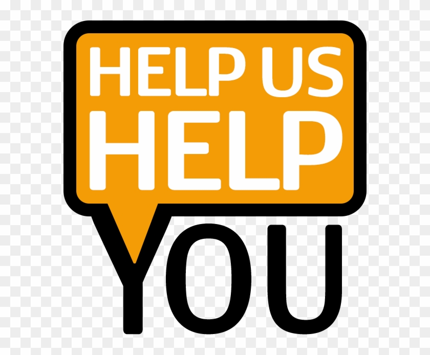 Help Us Help You Clipart #186332
