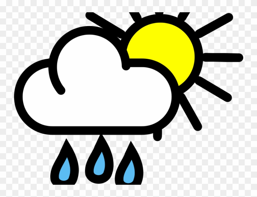 There's Another Change On The Way In The Weather With - Cloud And Sun #186430