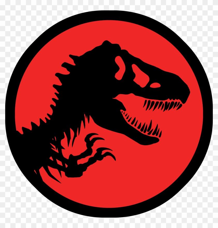 Logo Jurassic Park Jurassic Park T Rex Logo Free Transparent Png