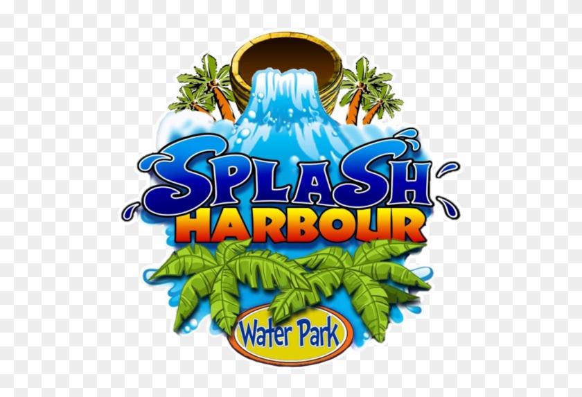 Splash Harbour Water Park Logo #186661