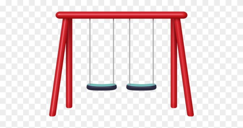 Swing Set - Clip Art Swing Set #186699