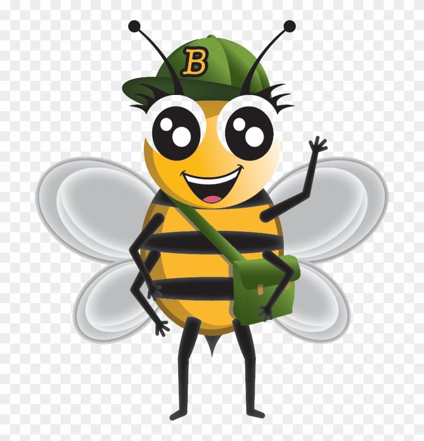Sirhowy Valley Honey - Barry The Bee Honey #187004