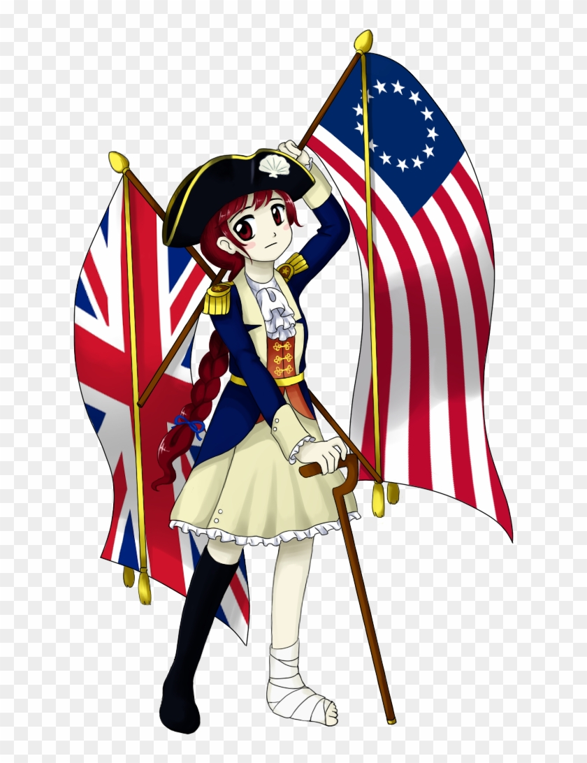 Traitor Of The American Revolution By Flandre495 Anime Girl